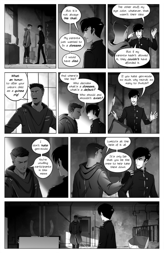 Centralia 2050 chapter 5 page 40