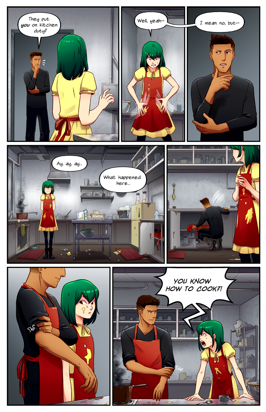 Centralia 2050 chapter 6 page 6